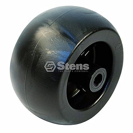 Amazon com: Stens #210-203 1 Deck Wheel W/bolts Fits Mtd Cub