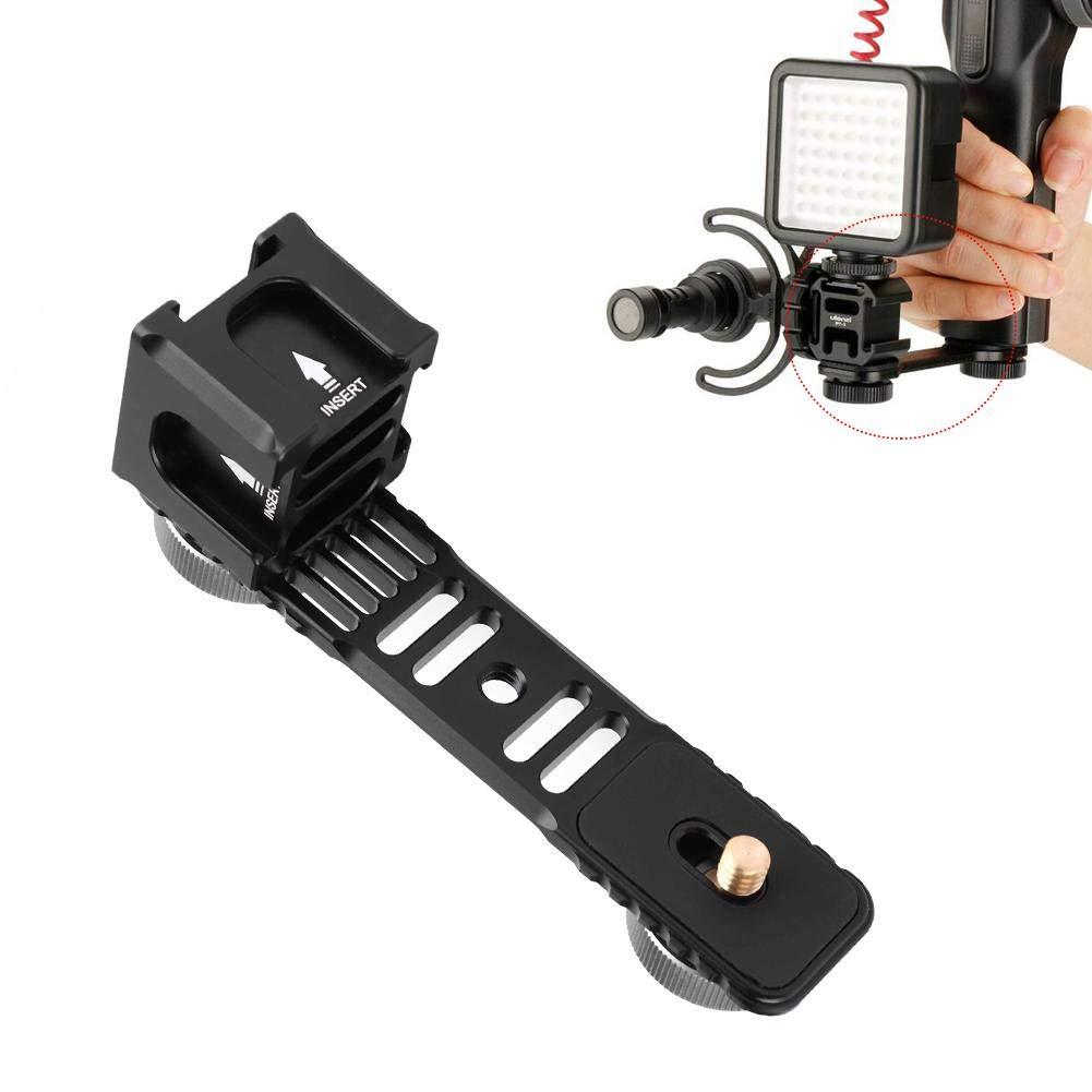 Aluminum Alloy Handheld Camera Stabilizer with Phone Clip Adapter for Gopro Smartphones Vbestlife Handheld Stabilizer