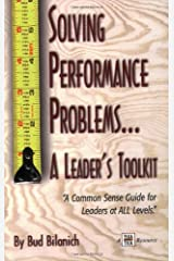 Solving Performance Problems...A Leader's Toolkit Paperback