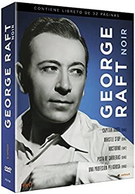 Pack George Raft: Noir [DVD]: Amazon.es: George Raft, Claire ...