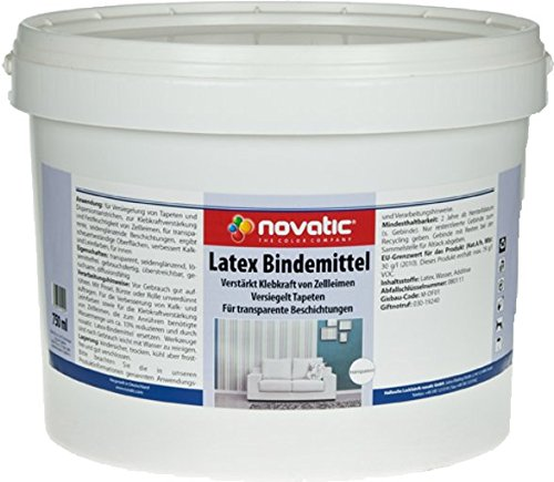 novatic Latex-Bindemittel
