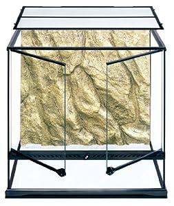 Exo Terra Glass Terrarium Medium X Tall