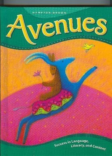 Avenues C: Student Anthology