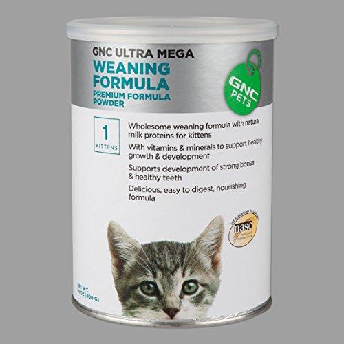 GNC-Pets-Weaning-Kitten-Formula-14-Oz-1-UNIT-PACK