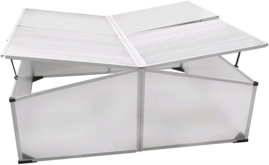 vidaXL Cuadro Fr/ío 4 Tapas 108x41x110 cm