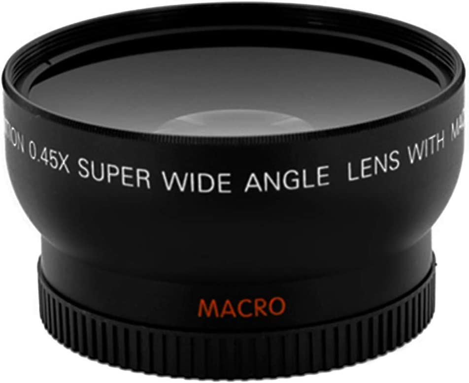 37mm 3 Piece Lens Filter Kit + Microfiber Cleaning Cloth. Multi-Threaded Panasonic Lumix DC-GX850 High Grade Multi-Coated