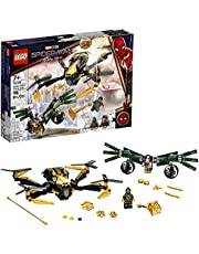 LEGO Marvel Spider-Man's Drone Duel 76195 Building Kit (198 Pieces)