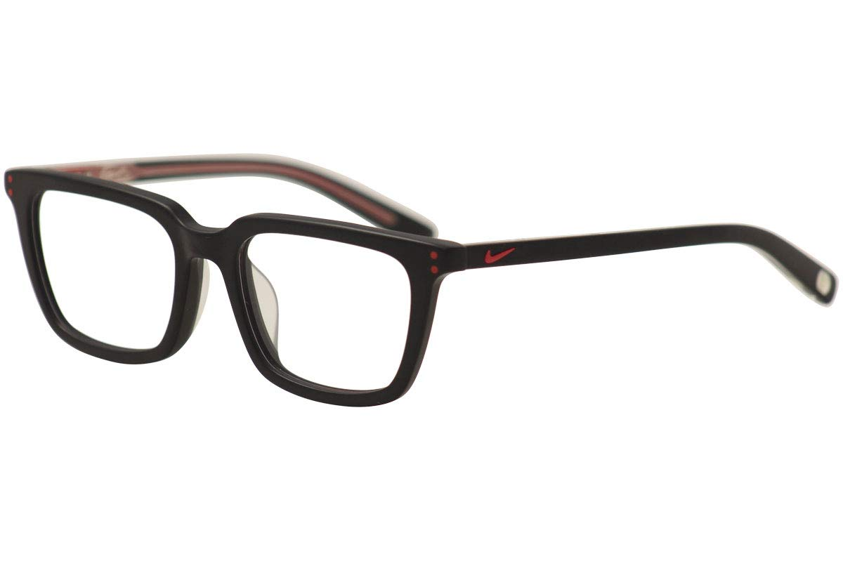 3c17910e43f Amazon.com  Eyeglasses NIKE 5KD 001 MATTE BLACK UNIVERSITY RED  Sports    Outdoors