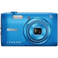 Nikon digital camera COOLPIX S3600 S3600BL