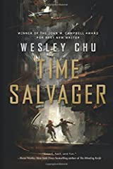 Time Salvager Paperback