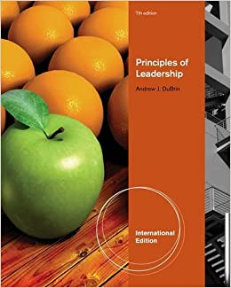 Book Principles of Leadership