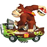 6 Inch DK Donkey Kong Super Mario Kart Wii Bros Brothers Removable Wall Decal Sticker Art Nintendo 64 SNES Home Kids Room Decor Decoration - 6 by 5 inches