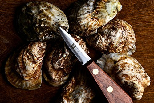 R. Murphy Wellfleet Oyster Knife Seafood Shucker - High Carbon Steel - Made in the USA by UJ Ramelson Co (Image #4)