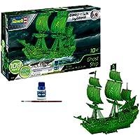 Revell Maqueta Ghost Ship, Brilla en la Oscuridad