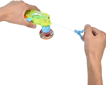 Juguete giroscópico de aleación de plástico Burst Batt Attack ...