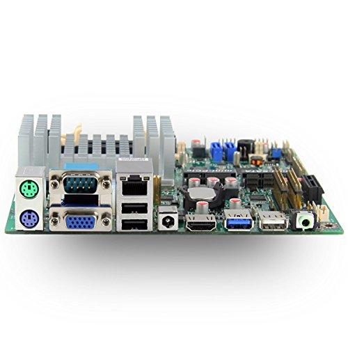 Jetway NF9N Intel Celeron N2930 Mini-ITX Motherboard w/ 12V DC-in On-board Power by Jetway (Image #3)