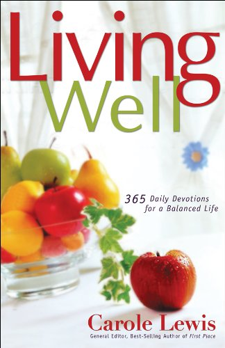 Living Well Daily devotions Balanced product image