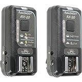 RoboSHOOT MX-20 / RX-20 Flash Trigger Kit for Fujifilm X-series cameras