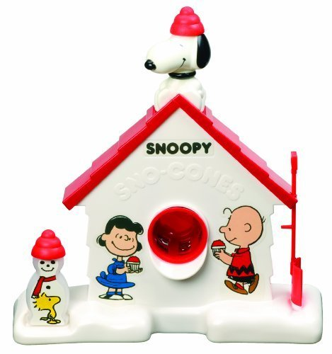 The Original Snoopy Sno-Cone Machine Children, Kids, Game by - Machine Sno Snoopy Cone