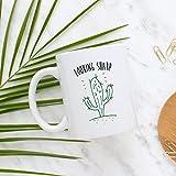 Looking Sharp Mug/Funny Coffee Mug/Funny Mug/Cactus Mug/Funny Coffee Mug/Gift for Coworker/Looking Sharp/Funny Gift Ideas