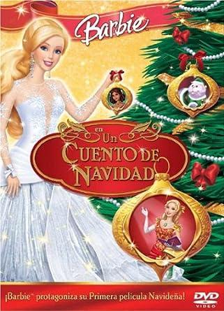 Barbie En Un Cuento De Navidad (Import Movie) (European Format - Zone 2