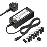 Outtag 36W Destktop Charger AC Power Supply Adapter 5V 6V 7.5V 9V 12V 15V 2.4A 2400mA for Bluetooth BT Speakers Routers CCTV Cameras LCD TV Box USB HUB IP Camera Led Lamps Smart Phones Switching Power Supply Adaptor for PI 1 2 3, Fusion5 Mains Charger.