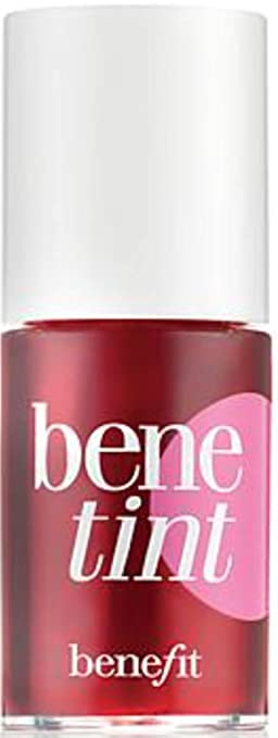 Benefit Benetint Lip and Cheek Stain .33 Ounces Full Sized best lip stain