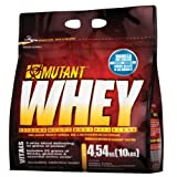 Mutant Whey Vanilla Bean Infusion 10lbs Review