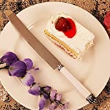 Pearl Cake Knife - Set of 84
