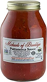 product image for Michaels of Brooklyn Putanesca Sauce, 32 Ounce - 12 per case.