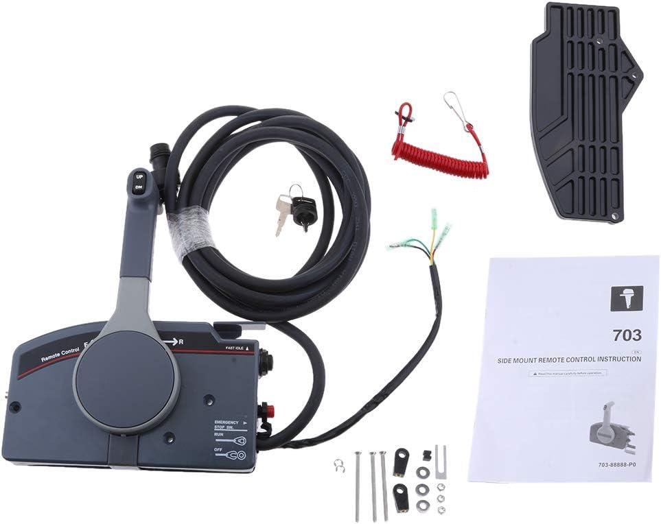 B Baosity Kit de Alojamiento de Control Remoto con Interruptor de ...