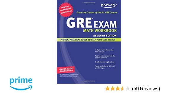 Kaplan Gre Math Workbook Pdf