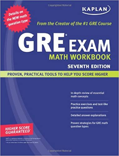 kaplan gre exam math workbook kaplan gre math workbook 7th edition