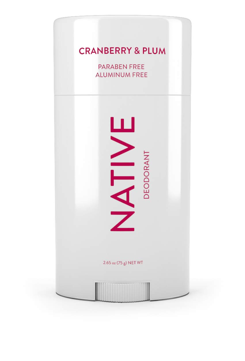 Native Deodorant - Natural Deodorant Made without Aluminum & Parabens -  Almond & Vanilla