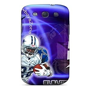 Premium Dallas Cowboys Heavy-duty Protection Case For Galaxy S3