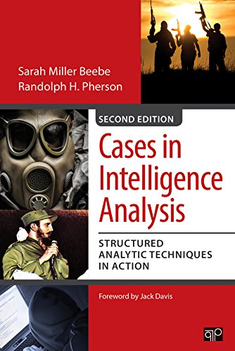 Cases in Intelligence Analysis: Structured Analytic Techniques in Action Pdf