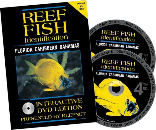 Reef Fish Identification: Florida, Caribbean, Bahamas - Interactive DVD Edition