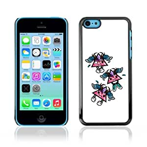 Designer Depo Hard Protection Case for Apple iPhone 5C / Cool Triangles