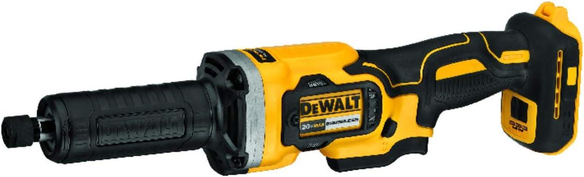 DEWALT 20V MAX Die Grinder, Variable Speed, 1-1/2-Inch, Tool Only (DCG426B)