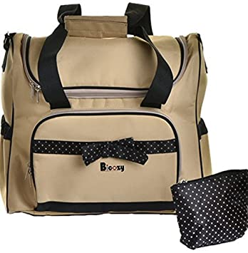 ad1ec264c29c New Design Mommy Roomy Diaper Bag BICOZY Waterproof Stylish and Durable Mom  Bag + EBOOK Included