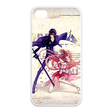 iPhone 4S funda - [Sao Sword Art Online Series] funda con ...
