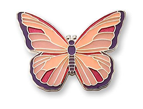 Pinsanity Butterfly Enamel Lapel Pin