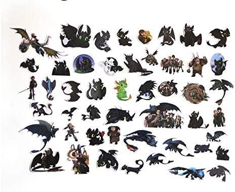 48 piezas Cómo entrenar a tu dragón Álbum de scrapbooking de ...