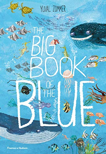 The Big Book of the Blue (The Big Book Series)
