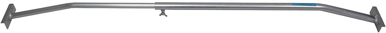 TRUTZHOLM 3X Alu-B/ügel f/ür Anh/änger Flach-Planen verstellbar 1000-1450mm Planenst/ütze