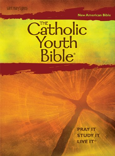 The Catholic Youth Bible, Third Edition: New American Bible Translation by Brand: Saint Mary's Press