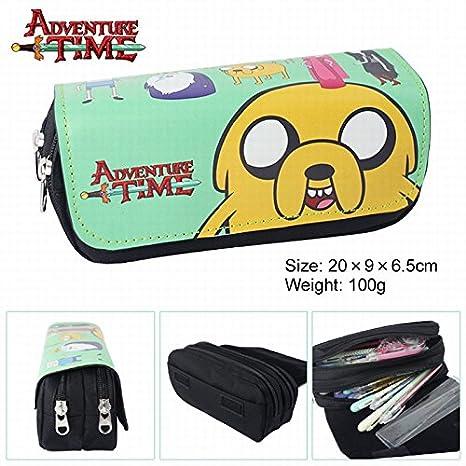 Hora de aventuras Jake Anime tipo cartera Monedero Bolsa de ...