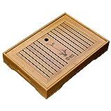 Solid Wood Tea Tray Tea Set Chinese Kung Fu Tea Set-#B