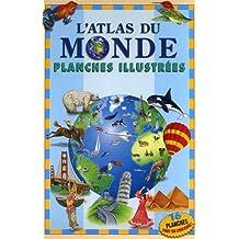Atlas du monde (l')    (petit) livre-chevalet