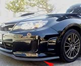 2.5M x 6CM Universal Car Front Bumper Lip Splitter